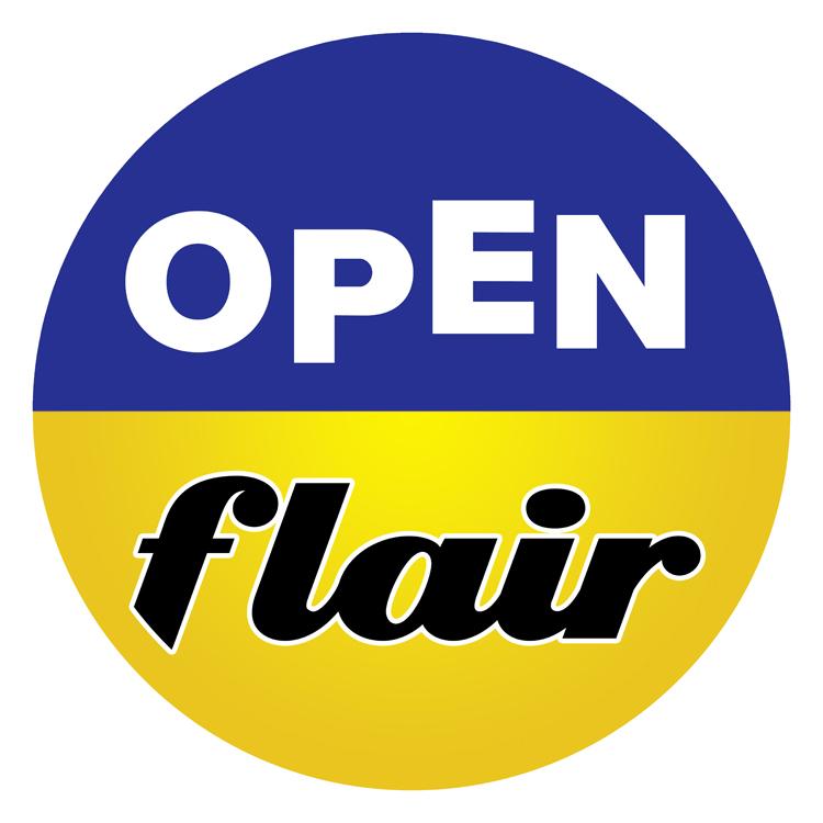 open.flair