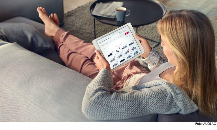 audi startet online verkauf f r gebrauchtwagen ingolstadt reporter. Black Bedroom Furniture Sets. Home Design Ideas