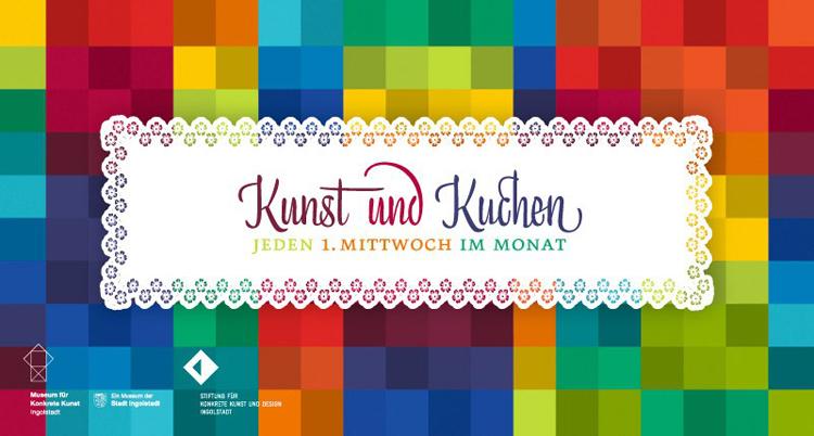 Kunst und kuchen im museum f r konkrete kunst for Mobelhof ingolstadt kuchen