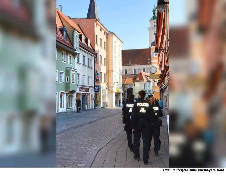 Polizeimeldungen Polizei Ingolstadt