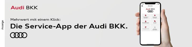 Audi BKK Service App