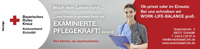 BRK Eichstätt Examinierte Pflegekraft 2020/2 im Text