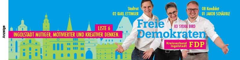 FDP Kommunalwahl Briefwahl Im Text