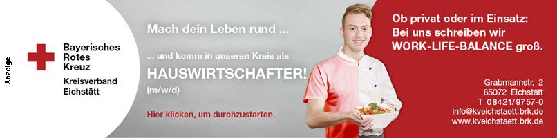 BRK Eichstätt Hauswirtschafter 2020/2 Top