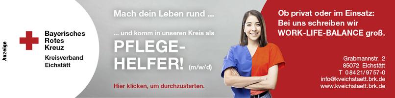 BRK Eichstätt Pflegehelfer top
