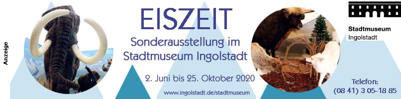 Stadtmuseum Eiszeit-Ausstellung