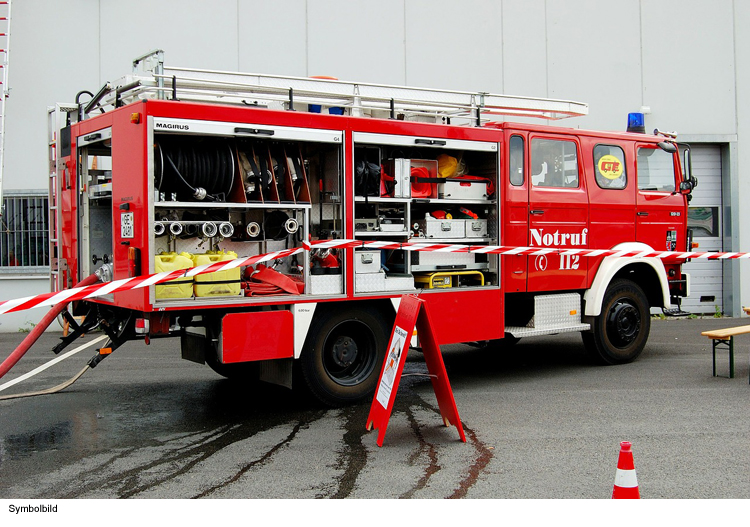 Brandstiftung in Ingolstadt